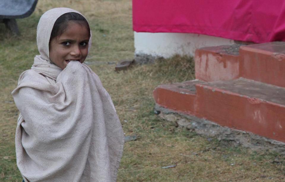 afgán gyerek