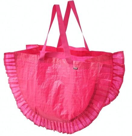 IKEA pink táska