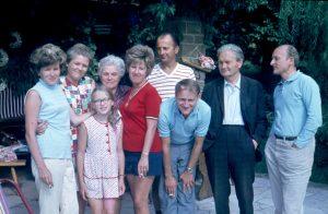 Németh László és családja
