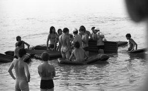 Balatoni nyár és fiatalok