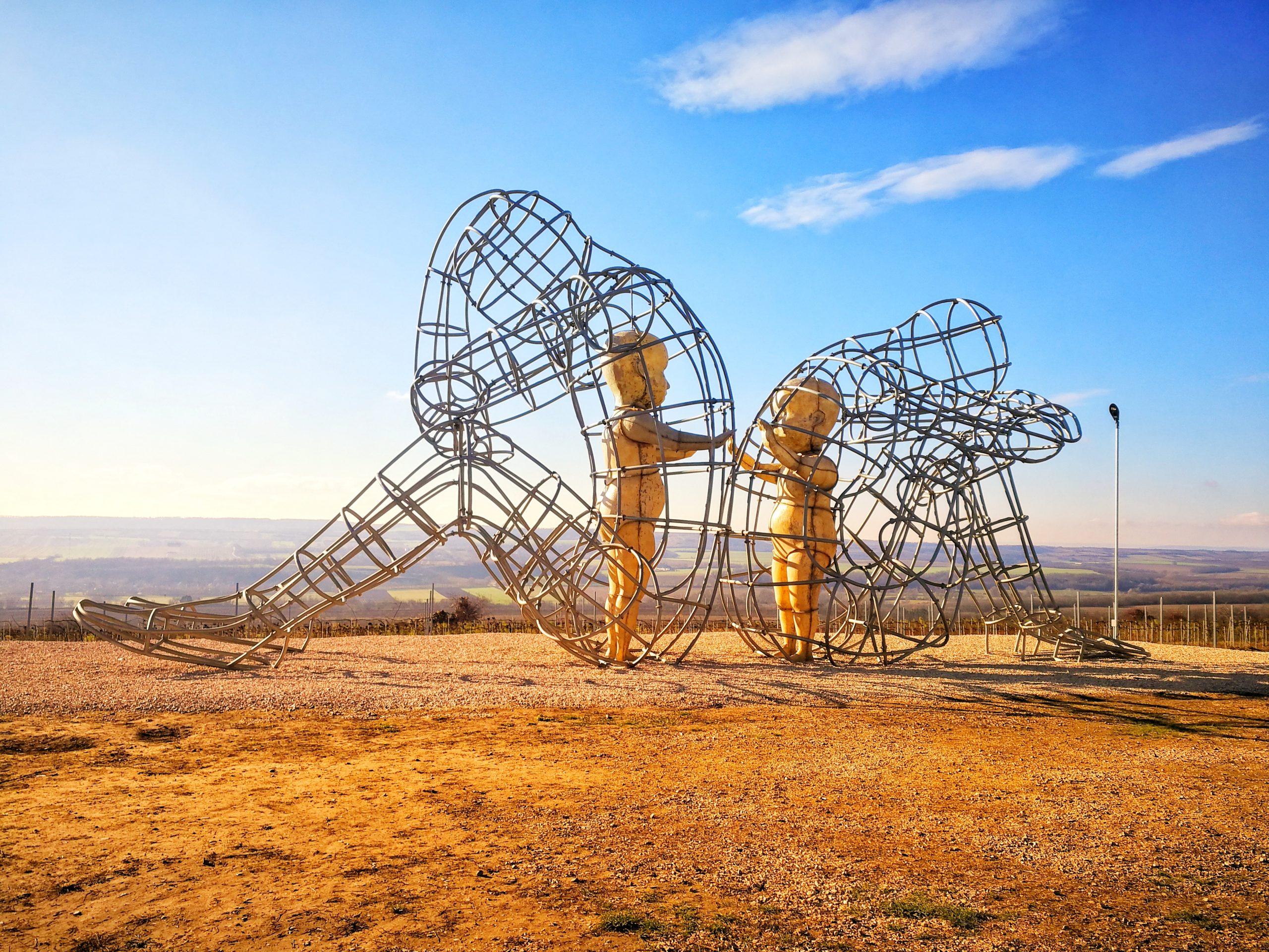 Váli Szerelem-szobor
