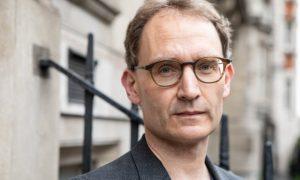 Neil Ferguson, az Egyesült Királyság elismert járványszakértője