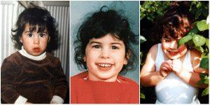 Amy Winehouse gyerekként