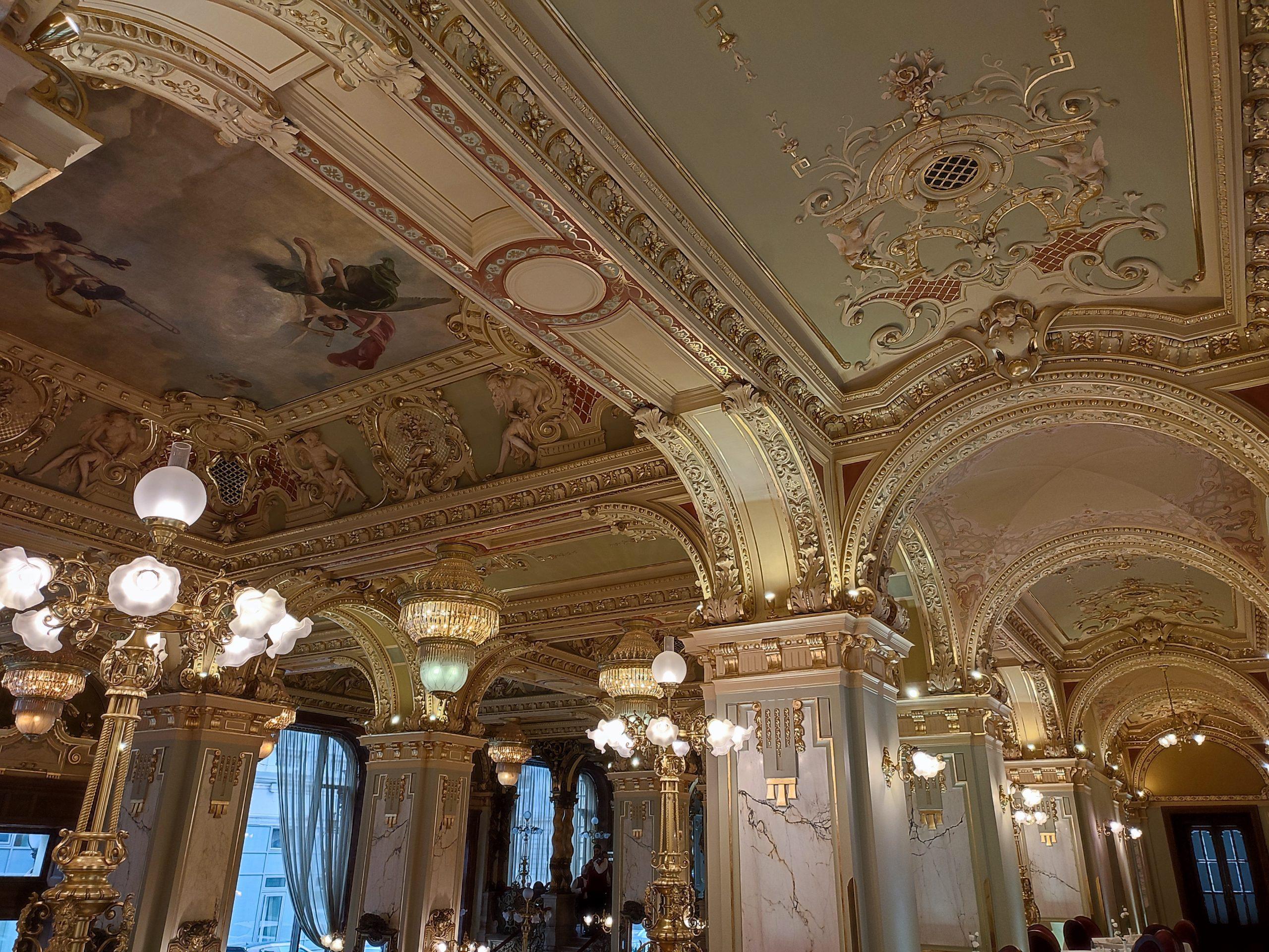 New York Kávéház Budapest