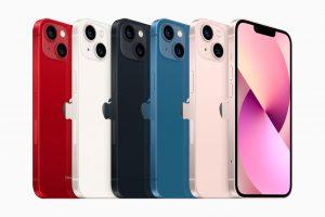 iPhone 13 színválasztéka